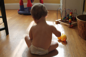 Detská izba môže mať plávajúcu podlahu, ale aj koberec