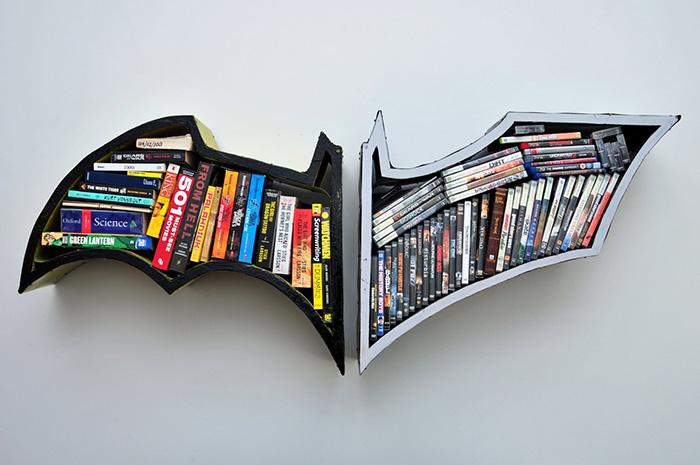 Batman knižnica