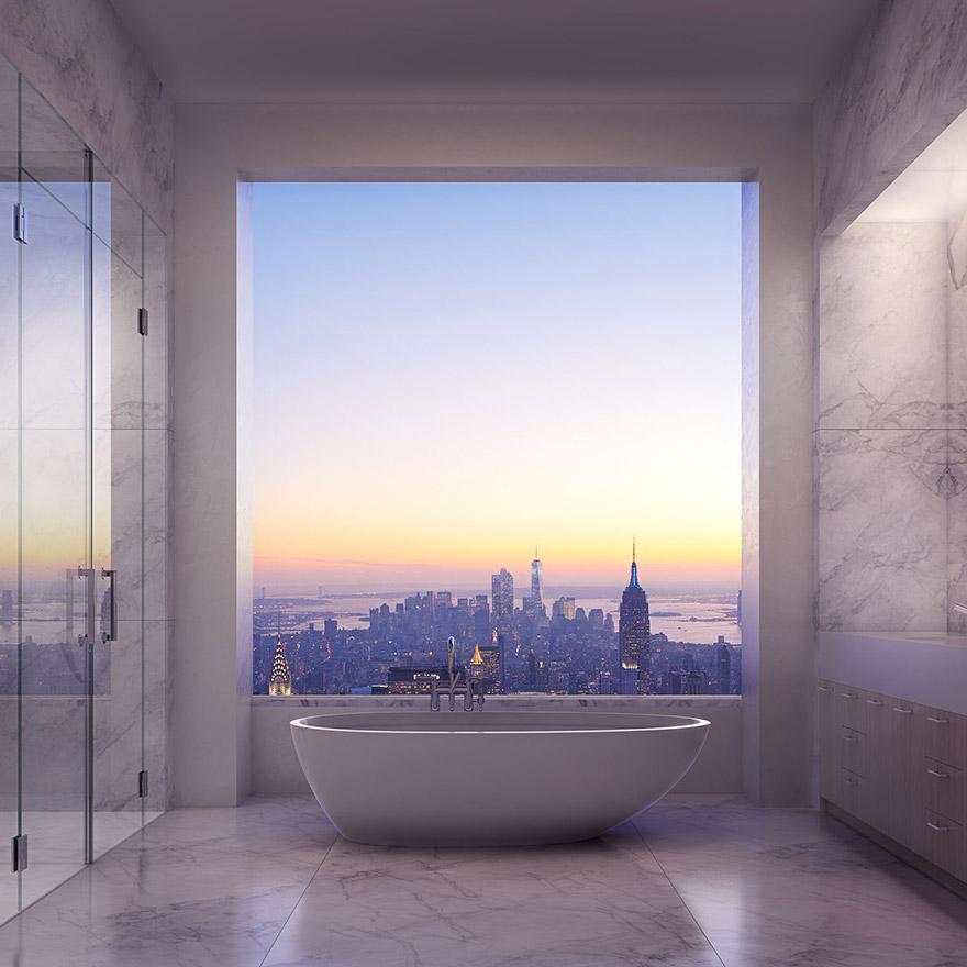 Bývanie v New Yorku