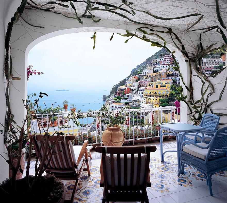 Bývanie v Taliansku