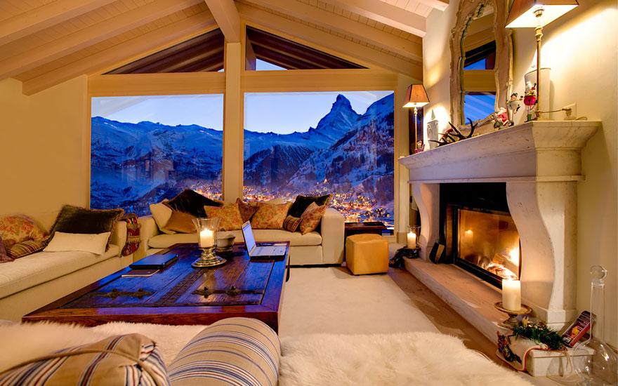 Bývanie vo Švajčiarsku