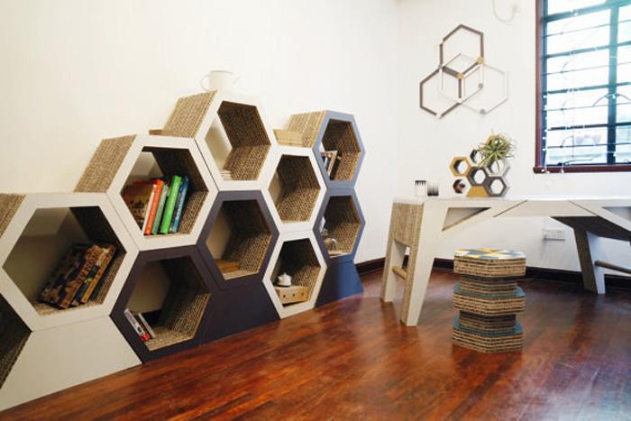 Knižnica ako včelí úľ