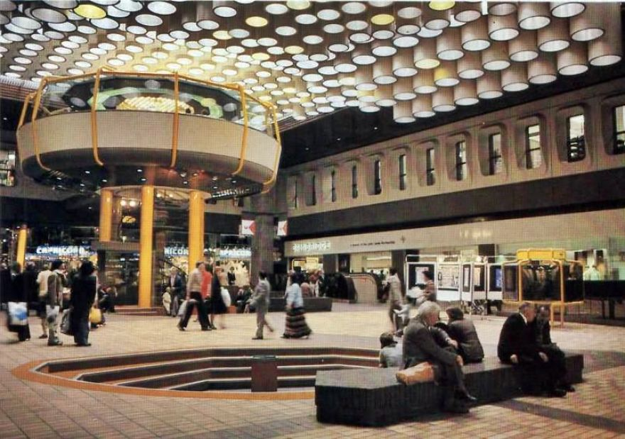 Eldon Square, Newcastle