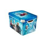 CURVER – Box, umelá hmota skladovací, Frozen (veľkosť L)