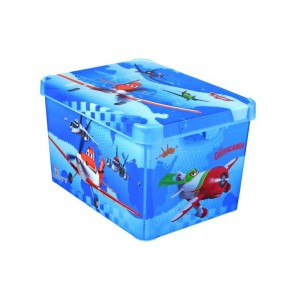 CURVER – Úložný box STOCKHOLM S – modrý