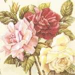 Servítky 33/3/20 ruže