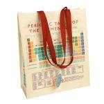 Nákupná taška z recyklovaného papieru Rex London Periodic Table