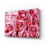 Sklenený obraz Insigne Pink Roses