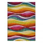 Koberec Universal Happy Wave, 80 x 150 cm