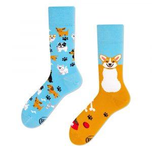 Ponožky Many Mornings Playful Dog, veľ. 35-38