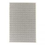 Čierny vonkajší koberec Floorita Stuoia, 194×290 cm