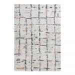Krémovobiely koberec Mint Rugs Grid, 200 x 290 cm