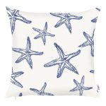 Obliečka na vankúš Mike&Co.NEWYORK Starfish Mayhem, 43 × 43 cm