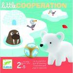 Detská stolová hra Djeco Cooperation Arctic