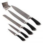 Súprava 5 antikoro kuchynských nožov Orion Motion