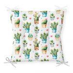 Sedák s prímesou bavlny Minimalist Cushion Covers Tiny Cacti, 40 x 40 cm