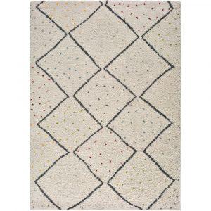 Béžový koberec Universal Atlas Line, 133 x 190 cm