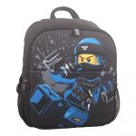 Čierny batôžtek LEGO® NINJAGO Jay, 32x26x7cm