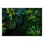 Veľkoformátová tapeta Artgeist Dark Jungle, 200 x 140 cm