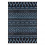 Tmavomodrý vonkajší koberec Bougari Sidon, 140 x 200 cm